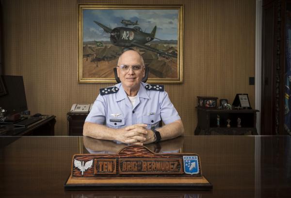 Período foi marcado por grandes ações e atividades em prol da sociedade e do desenvolvimento da Força Aérea Brasileira (FAB)