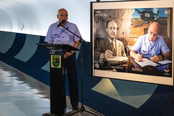 Abertura do evento ocorreu nesta segunda-feira (18), no Espaço Santos-Dumont, em Brasília (DF)