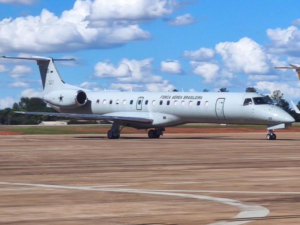 Além dos pacientes, a Força Aérea transportou 65 profissionais de saúde. Operação teve início no dia 15 de janeiro