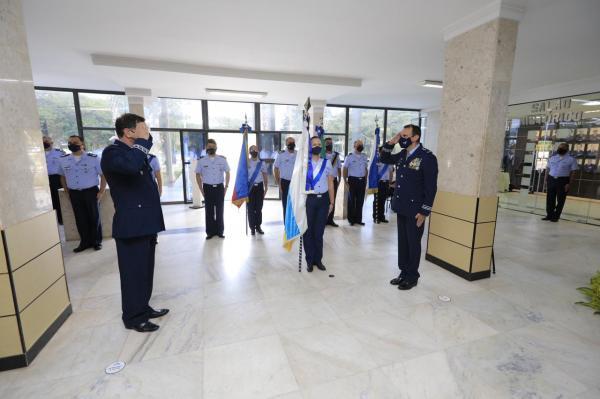 A cerimônia e o ato de assunção do cargo aconteceram nesta quinta-feira (28)