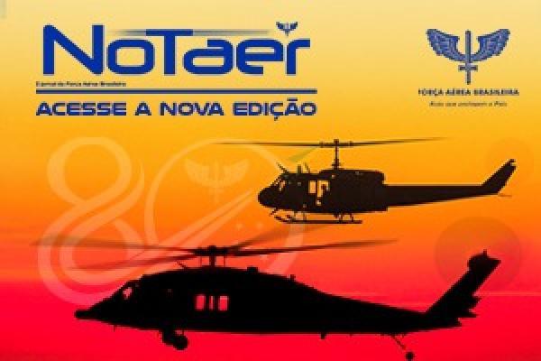 Jornal traz, ainda, matéria sobre as novas aeronaves recebidas pela FAB e os exercícios programados para 2021