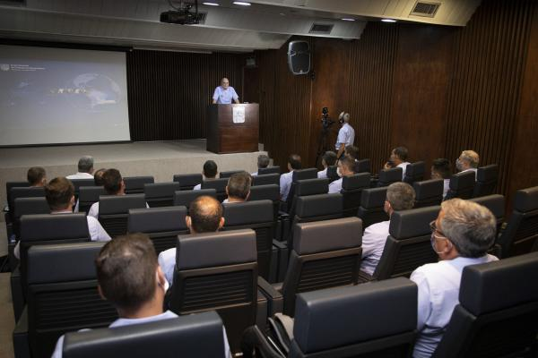 Comandante da Aeronáutica palestrou no evento, realizado em Brasília (DF). Diretores, Presidentes, Chefes e Comandantes das Organizações Militares subordinadas ao DECEA participam do encontro