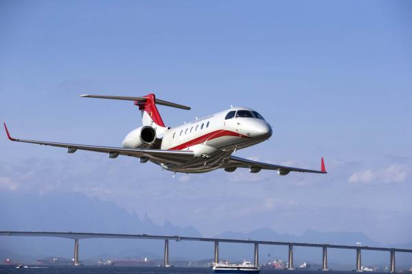 Grupo Especial de Inspeção em Voo garante a segurança do tráfego aéreo com aeronaves-laboratório