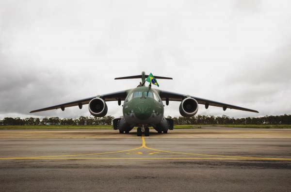 Após treinamento nos EUA, o KC-390 retornou ao Brasil e já avança nas próximas etapas de implantação da aeronave