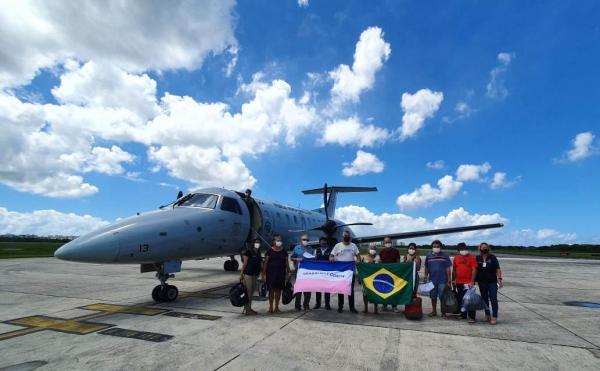 Os pacientes estavam em tratamento no Hospital Estadual Jayme dos Santos Neves, no Espírito Santo (ES)