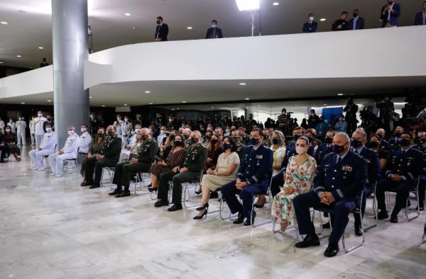 Cerimônia foi realizada nessa quinta-feira (08), no Palácio do Planalto, em Brasília (DF)