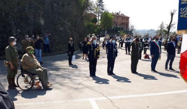 As Prefeituras das cidades italianas de Montese e Alessandria promoveram cerimônias em homenagem aos gloriosos feitos dos heróis brasileiros