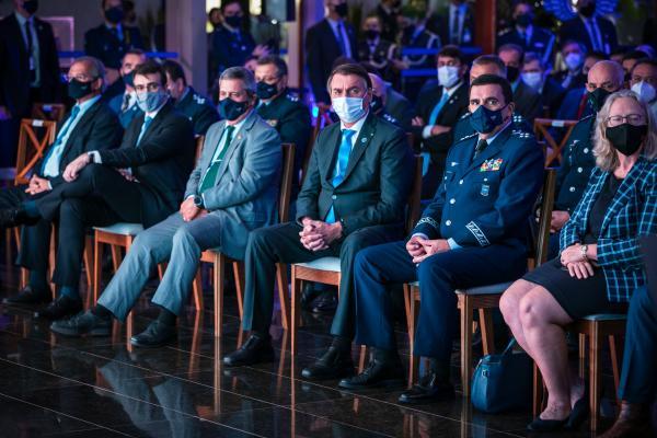 Cerimônia, com a presença do Presidente da República, Jair Bolsonaro, foi realizada nesta quarta-feira (28), em Brasília (DF)