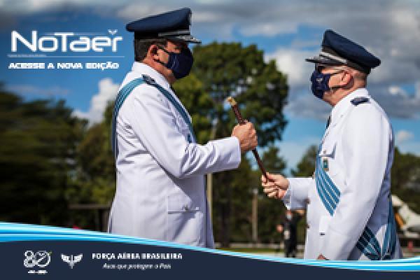 Publicação também faz homenagem ao Dia da Aviação de Patrulha, ao Dia Internacional dos Peacekeepers e ao Dia das Mães