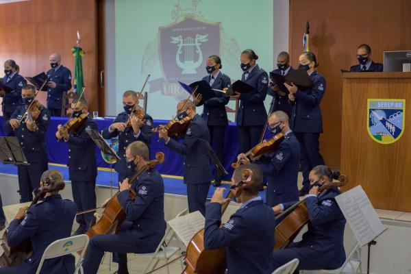 A turma Uirapuru, que leva o nome do pássaro amazônico e da obra orquestral de Heitor Villa-Lobos, irá fazer parte da Orquestra Sinfônica da Força Aérea Brasileira (FAB)
