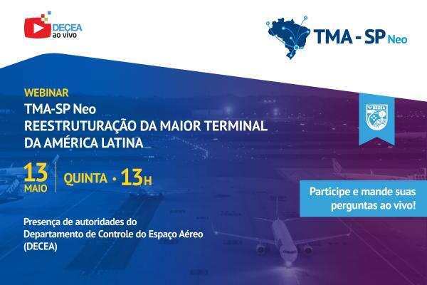 Projeto de Reestruturação da Circulação Aérea da Área de Controle Terminal de São Paulo entrará em vigor no dia 20 de maio