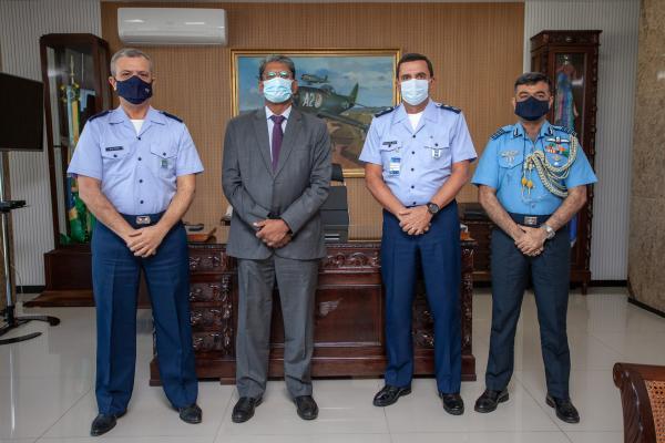 Encontro ocorreu em Brasília (DF) e tratou de assuntos relacionados à cooperação em defesa entre Brasil e Índia