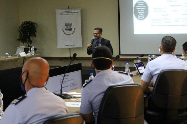 Palestra ocorreu nessa quarta-feira (26) em Salvador (BA)