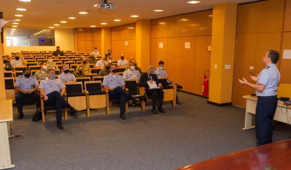 Objetivo foi identificar as principais necessidades de serviços espaciais no âmbito do Ministério da Defesa