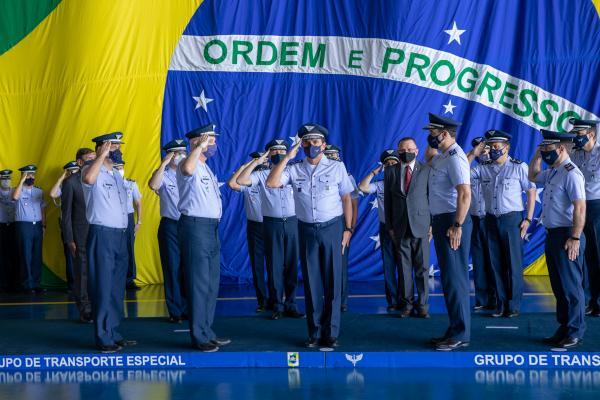 Evento foi realizado na quarta-feira (02) com a presença do Comandante da Aeronáutica