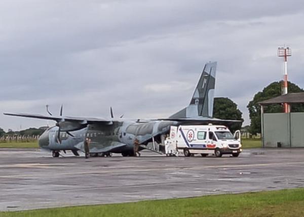 Missões em aeronaves da FAB têm como objetivo minimizar os impactos no sistema de saúde em Mato Grosso do Sul