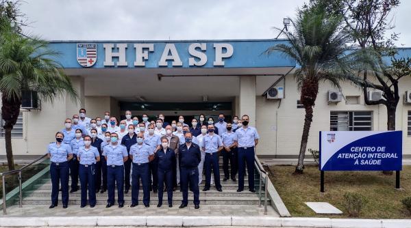 A ação está prevista na Reestruturação do Sistema de Saúde da Aeronáutica (SISAU)