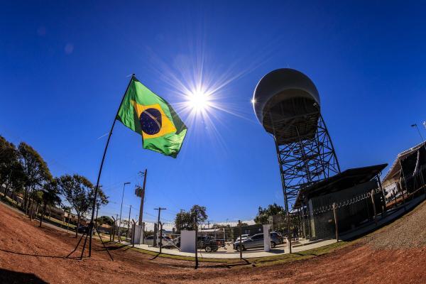 Estrutura visa ampliar a vigilância aérea na região de fronteira entre o Brasil e o Paraguai