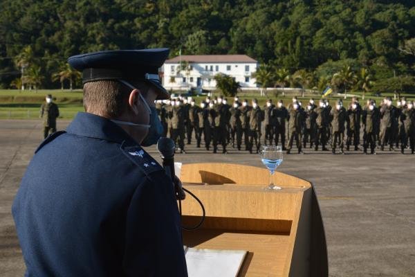 Compromissos visam aumentar a representatividade do Comando da Aeronáutica na região sul do País