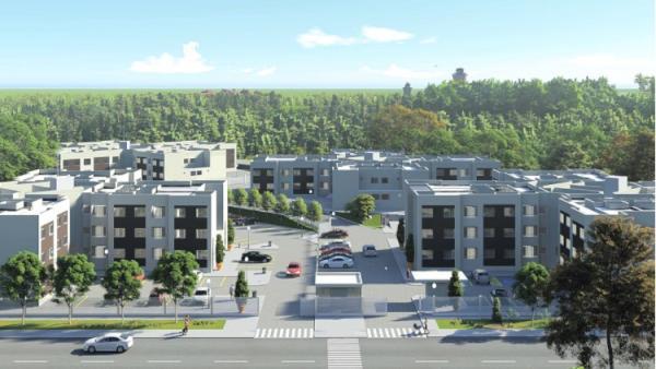 Serão ofertadas 160 unidades habitacionais
