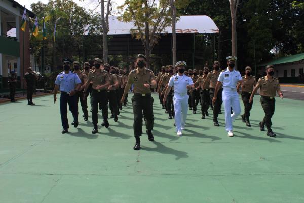 Instruções teóricas e práticas foram realizadas entre abril e julho, no Centro de Instrução de Guerra na Selva (CIGS), em Manaus (AM)