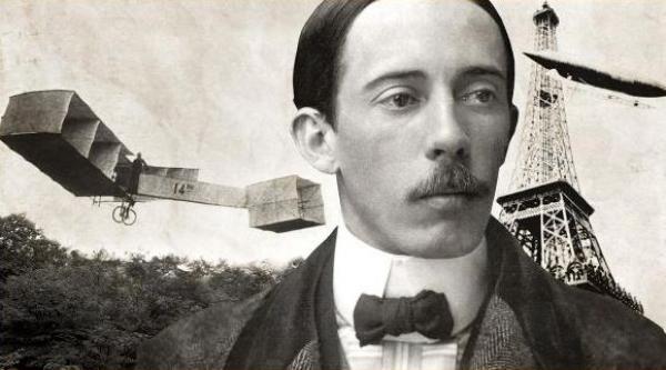 148 anos do homem criativo e gênio inventivo da Aeronáutica