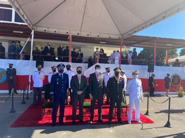 A Ordem do Mérito Bombeiro Militar do Distrito Federal Imperador Dom Pedro II é a comenda mais elevada da corporação