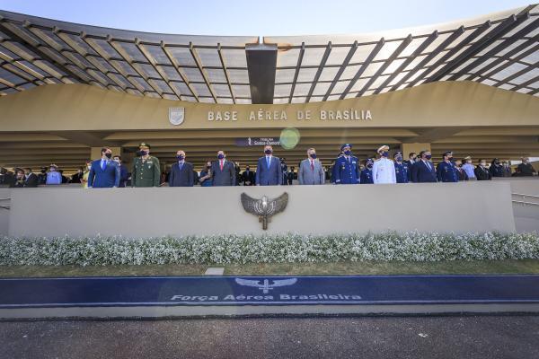No evento, realizado nesta terça-feira (20), ocorreu a entrega da Medalha Mérito Santos-Dumont a 138 agraciados