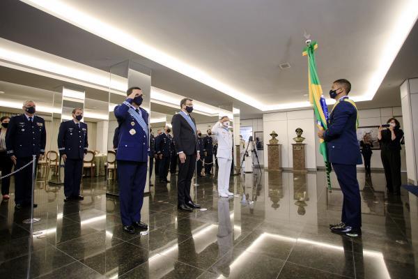 Evento aconteceu no Espaço Força Aérea, em Brasília (DF)