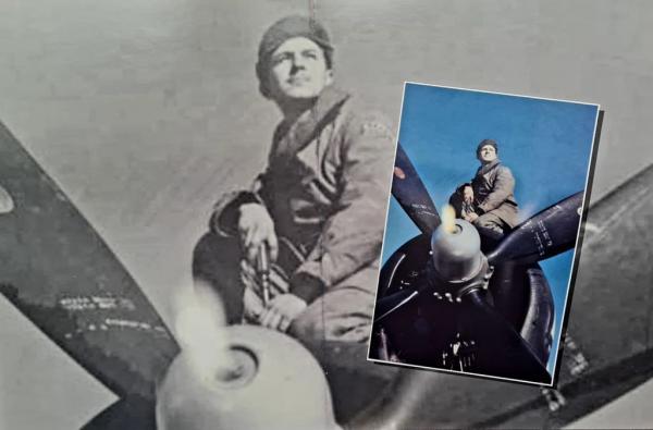 O relato do Cabo Heitor Tider, veterano de 100 anos de idade, irá compor o livro de 80 anos do V COMAR
