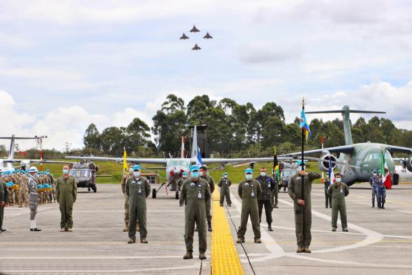O Exercício, que vai até o dia 10 de setembro, terá treinamentos em cenários simulados de terremoto e tsunami
