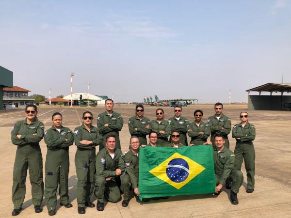 As instruções, que foram realizadas durante o Exercício Conjunto Tápio 2021, em Campo Grande (MS),foramministradaspara 47 militares operadores de Busca e Salvamento da Força Aérea Brasileira(FAB) e certificadaspelo IMAE