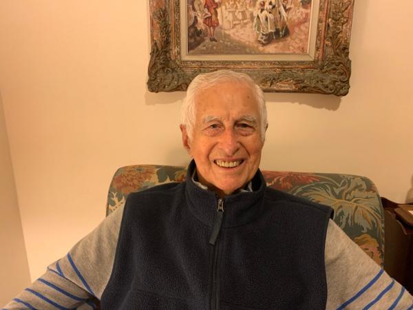 Tenente-Brigadeiro do Ar Clóvis Pavan declarado Aspirante a Oficial na Força Aérea Brasileira em 1944 e foi para reserva em 1983