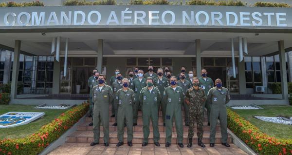 Participaram do encontro representantes do Comando de Preparo (COMPREP) e suas Organizações afins