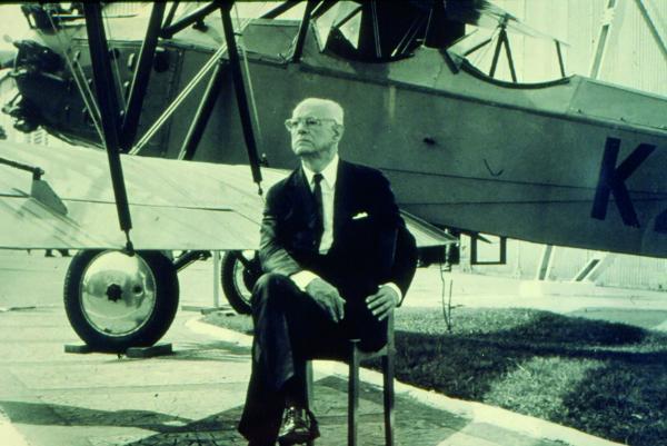 Eduardo Gomes nasceu em 20 de setembro de 1896, na cidade de Petrópolis (RJ)