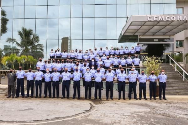 Evento ocorreu de 21 a 24 de setembro no Centro Militar de Convenções e Hospedagem da Aeronáutica (CEMCOHA), localizado na capital baiana