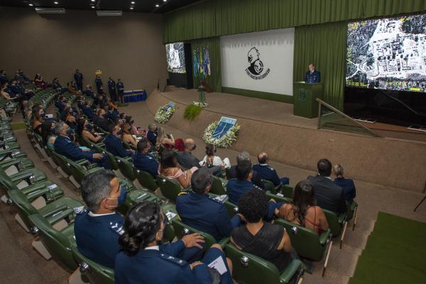 Solenidade aconteceu no dia 25 de setembro e contou com a entrega de símbolos aos novos Guardiões operacionais e honorários