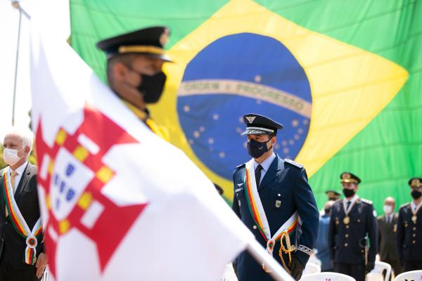 Ao todo 291 militares e civis foramhomenageados devido ao serviço prestado à Polícia Militar de Brasília e à sociedade do Distrito Federal (DF)