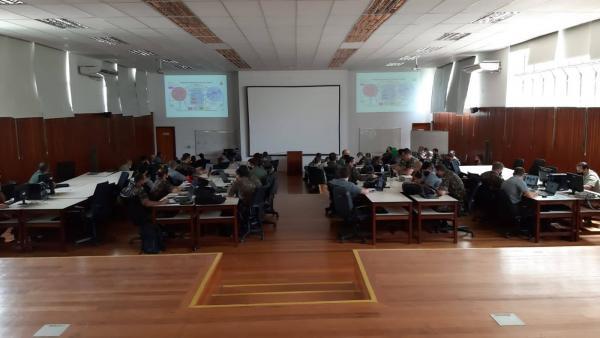 Oficiais-Alunos do Curso de Comando e Estado-Maior da Escola de Comando e Estado-Maior da Aeronáutica realizarão o Exercício de Guerra Simulada AZUVER até o dia 10 de novembro