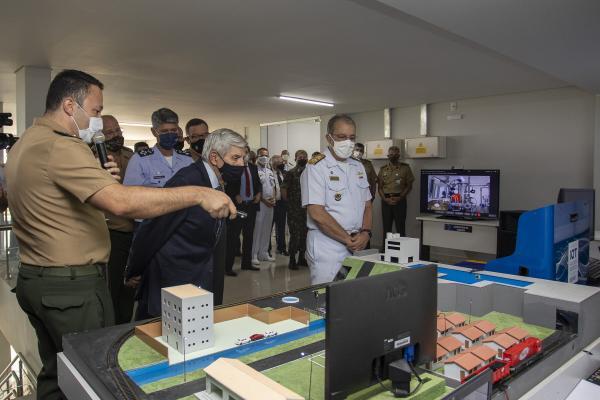 O Guardião Cibernético 3.0 é considerado o maior evento da área no Hemisfério Sul e, acontece de 5 a 7 de outubro, em Brasília (DF)