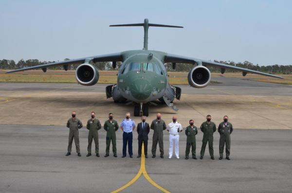 Esta etapa é resultado de um acordo bilateral, entre Brasil e Portugal, firmado pela Força Aérea Brasileira