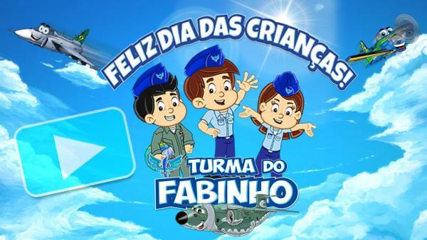Confira o vídeo produzido pela Força Aérea Brasileira em homenagem ao Dia das Crianças