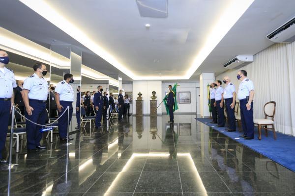 Presidida pelo Chefe do EMAER, Tenente-Brigadeiro do Ar Marcelo Kanitz Damasceno, o evento aconteceu em Brasília (DF)