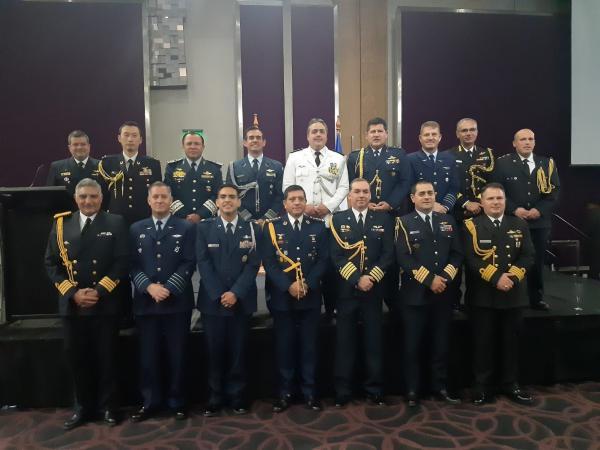 Cerimônias ocorreram nos dias 20 e 22 de outubro e reuniram autoridades civis e militares
