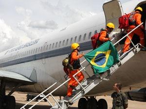 Segunda Aeronave da FAB decola para o Haiti com 17 toneladas de suprimentos
