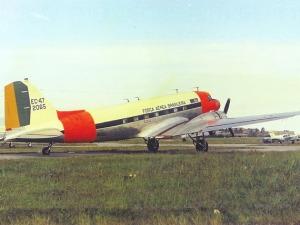 51 anos da primeira inspeção em voo realizada no Brasil