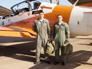 Academia da Força Aérea inicia instrução aérea com novidades para os cadetes