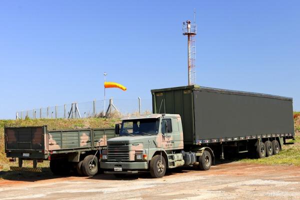 Equipe de logística percorre mais de 54 mil Km para dar total suporte à operação