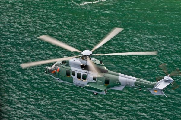 REAPARELHAMENTO- Brasil garante manutenção dos motores do helicóptero EC-725